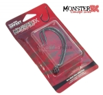 Anzol Monster 3X Offset EWG (3 unidades)