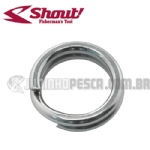 Argola Shout Split Ring 75-SR
