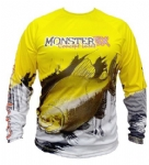 Camiseta Monster 3X Fish Collection Tambaqui Masculina