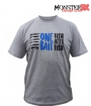 Camiseta Monster 3X Masculina Out Fishing 001