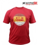 Camiseta Monster 3X Masculina Out Fishing 002