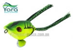 Isca Artificial Yara Jump Frog Soft Bait