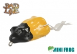 Isca Artificial Bad Line Sapo Mini Frog Soft