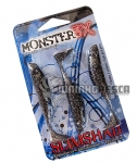 Isca Artificial Silicone Monster 3X Slimshad