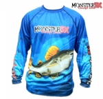 Camiseta Monster 3X Fish Collection Pirarara Masculina