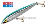 Isca Artificial Rebel Jumpin' Minnow T10
