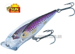 Isca Artificial Sun Fishing Popper Cardume Popume - 8cm 14g