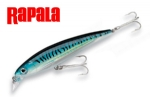 Isca Artificial Rapala X-Rap Saltwater SXR-12