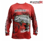 Camiseta Monster 3X Fish Collection Tarpon Masculina