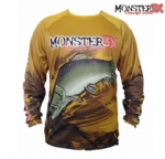 Camiseta Monster 3X Fish Collection Trairão Masculina