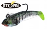 Isca Artificial Storm WildEye Swim Shad