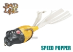 Isca Artificial Bad Line Speed Popper Soft