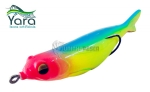 Isca Artificial Yara Snake Fish Soft Bait