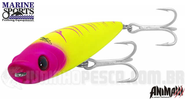Isca Artificial Marine Sports Animal 130 - 13cm 29g