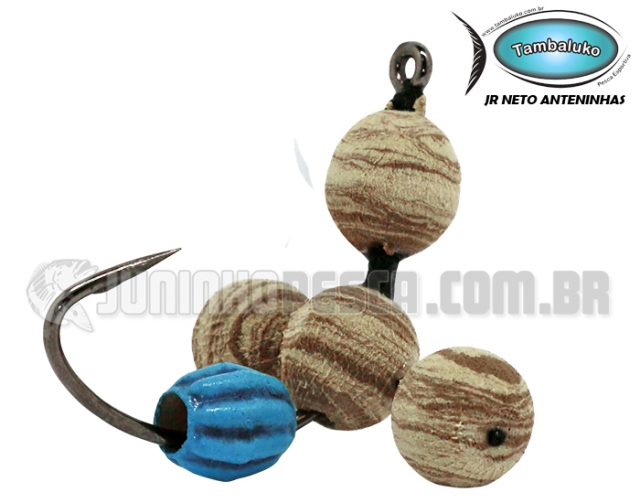 Anteninha Artificial JR Neto - Blue Barry