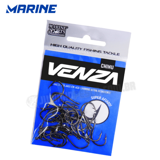 Anzol Marine Sports Venza Chinu (Cartela)