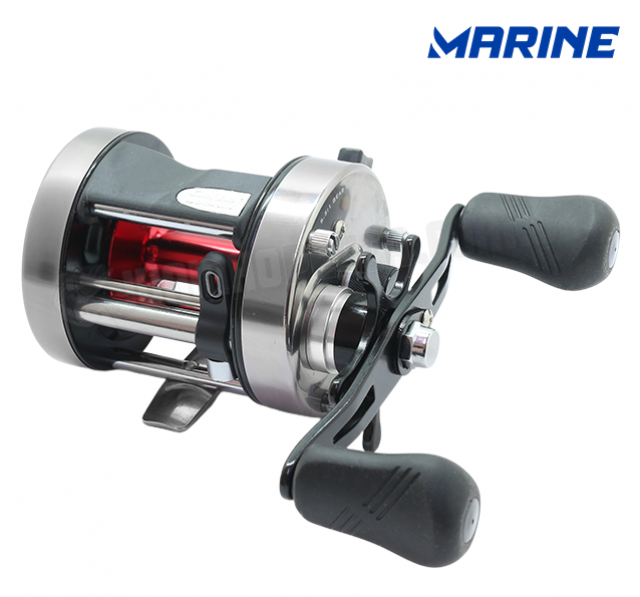 Carretilha Marine Sports Caster Power 400 HIL (Esquerda)