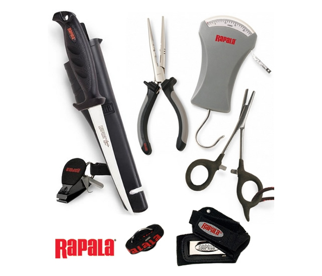 Kit Conjunto Rapala Combo Pack BP136PFS