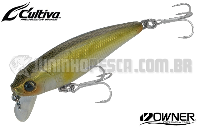 Isca Artificial Owner Cultiva Mira Bait 65 Floating RM65F - 6,5cm 6g