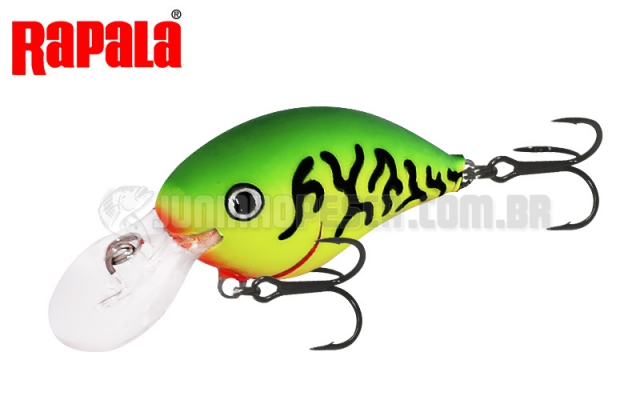 Isca Artificial Rapala DT-4 Dives-To