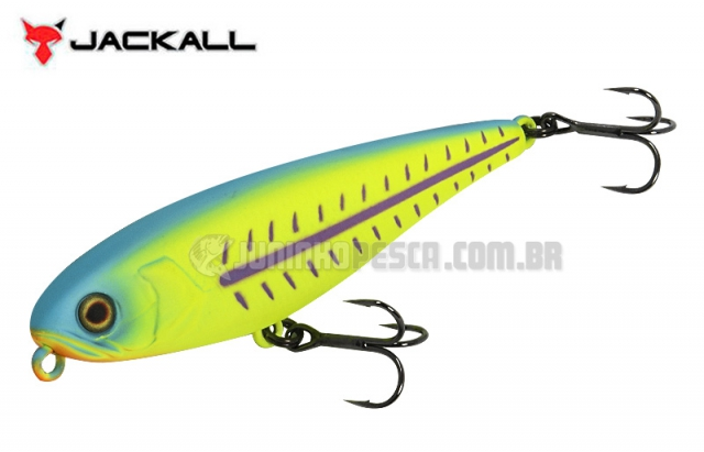 Isca Artificial Jackall Water Moccasin 75 - 7,5cm 9,4g (Bonnie)
