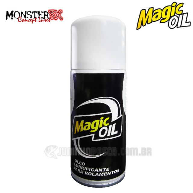 Oléo lubrificante Monster para rolamentos 3X Magic Oil