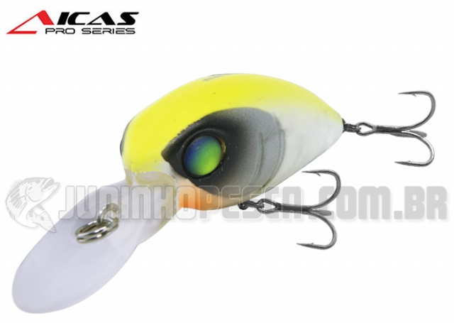 Isca Artificial Aicás Mini Pinda - 3cm 3g