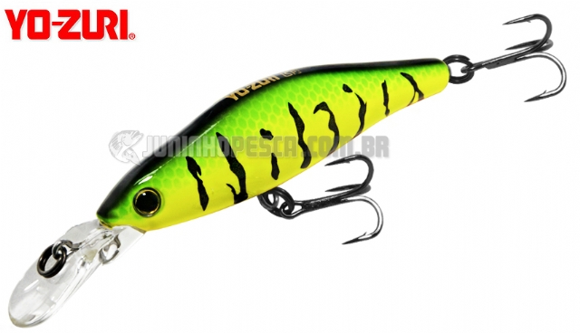 Isca Artificial Yo-Zuri 3DS Shad SR 65 SP
