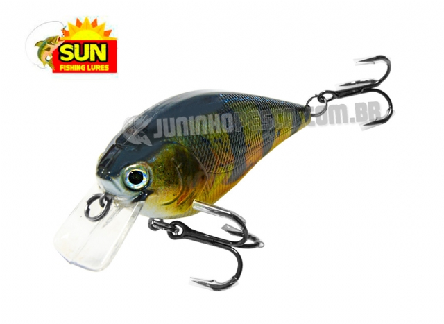 Isca Artificial Sun Fishing Nutrida - 8,3cm 14,2g