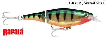 Isca Artificial Rapala X-Rap Jointed Shad Articulada XJS-13