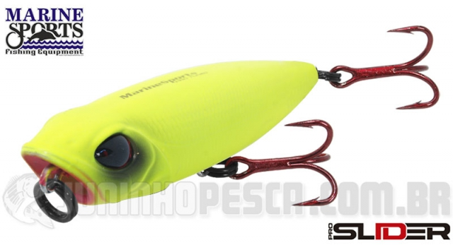 Isca Artificial Marine Sports Pro Slider 115 - 11,5cm 22g