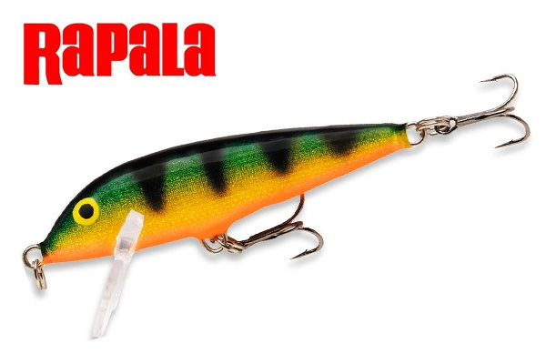 Isca Artificial Rapala CountDown CD-09