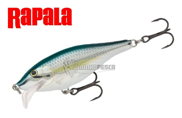Isca Artificial Rapala Scatter Rap SCRS-7