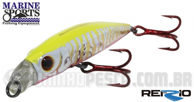 Isca Artificial Marine Sports Rei do Rio 95 - 9,5cm 11g