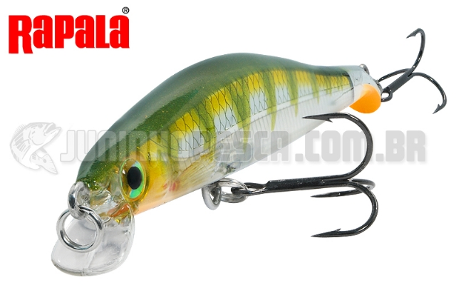 Isca Artificial Rapala Ripstop Minnow RPS-9 - 9cm 7g