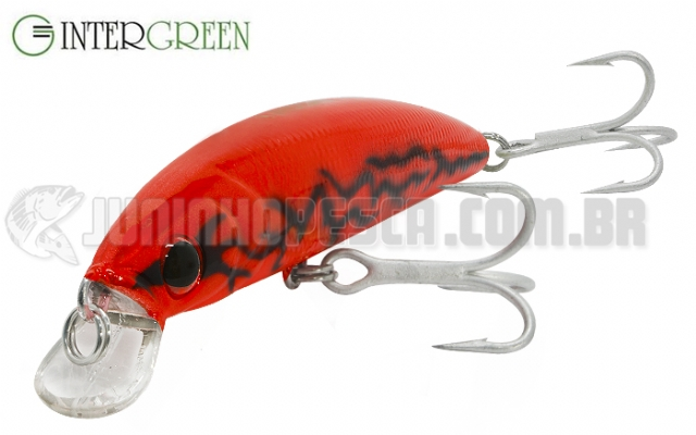 Isca Artificial Intergreen Sardinha 12 cm