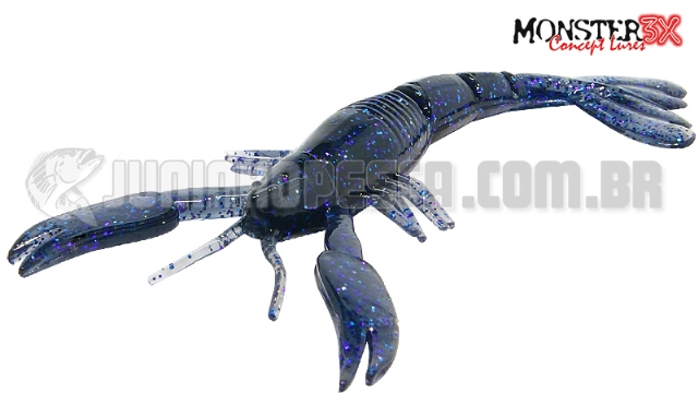 Isca Artificial Monster 3X Slow Crab 12 cm
