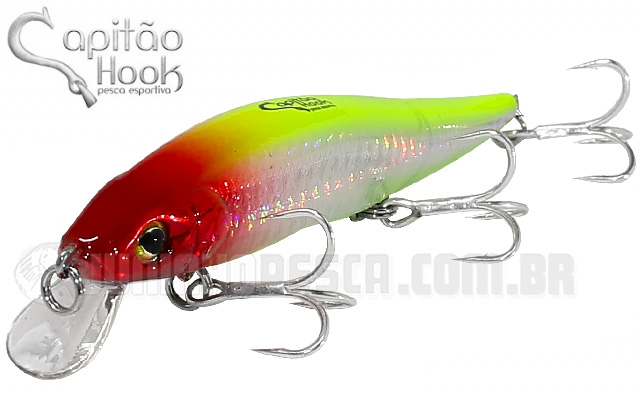 Isca Artificial Capitão Hook X-9 Mega Top 47 – 11cm 14g