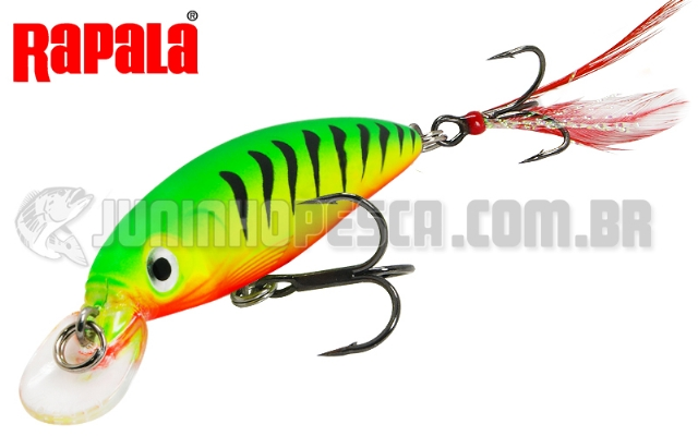 Isca Artificial Rapala X-Rap XR-8 - 8cm 7g