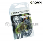 Anzol Crown Super Cat Fish Black