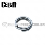 Argola Celta Split Ring Reforçado CT1014