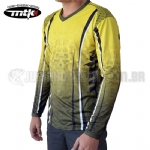 Camiseta MTK Atack V Yellow