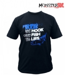 Camiseta Monster 3X Masculina Out Fishing 005