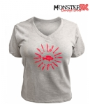Camiseta Monster 3X Feminina Out Fishing 006