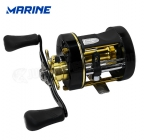 Carretilha Marine Sports Caster Power Plus 400 Direita