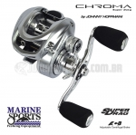 Carretilha Marine Sports Chroma Super Duty SHIL (Esquerda)
