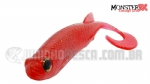 Isca Artificial Monster 3X E-Shad 12 cm