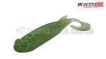 Isca Artificial Monster 3X E-Shad - 9cm