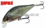 Isca Artificial Rapala Super Shadow Rap SSDR-16 - 16cm 77g