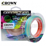 Linha Crown Multifilamento 9x Connection Colorfull
